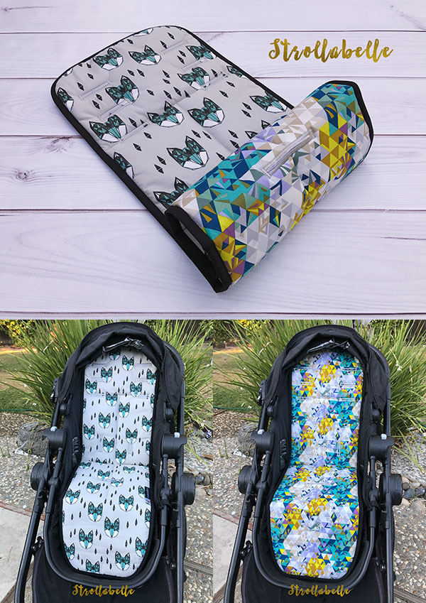 baby jogger city select stroller liner
