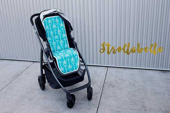Universal stroller liner.-
