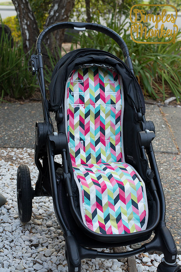 Baby Jogger City Select Stroller Liner *BJCS1-
