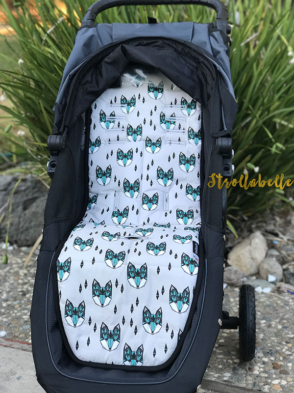Baby Jogger City Mini GT stroller liner *BJGT2-
